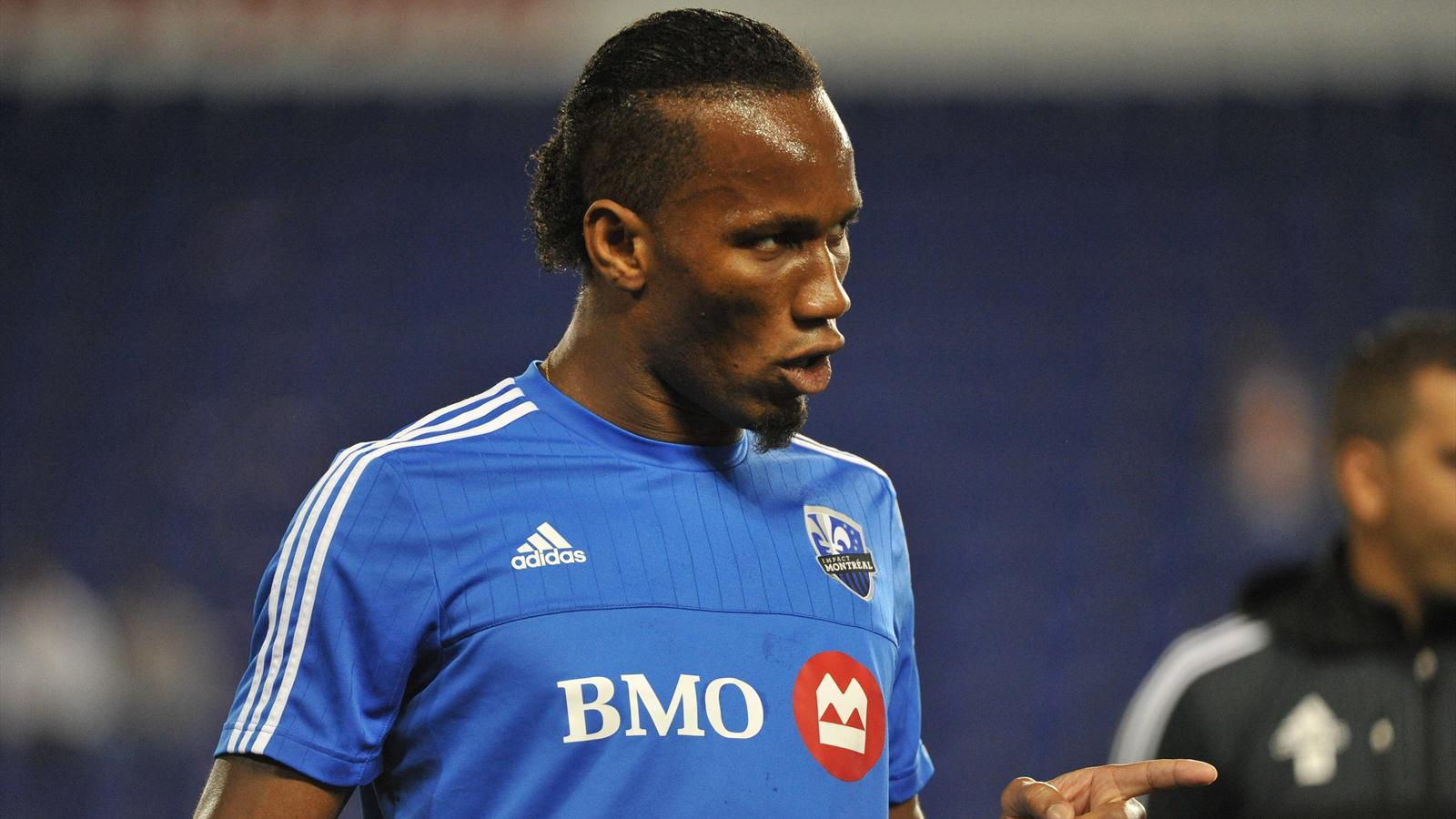 Mls Didier Drogba L Sst Sich Aus Dem Kader Von Montreal
