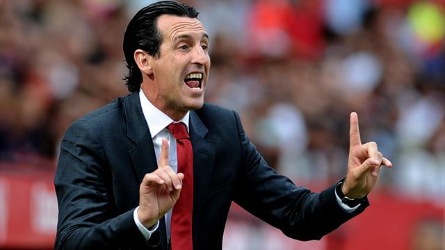 PSG appoint Unai Emery as new boss