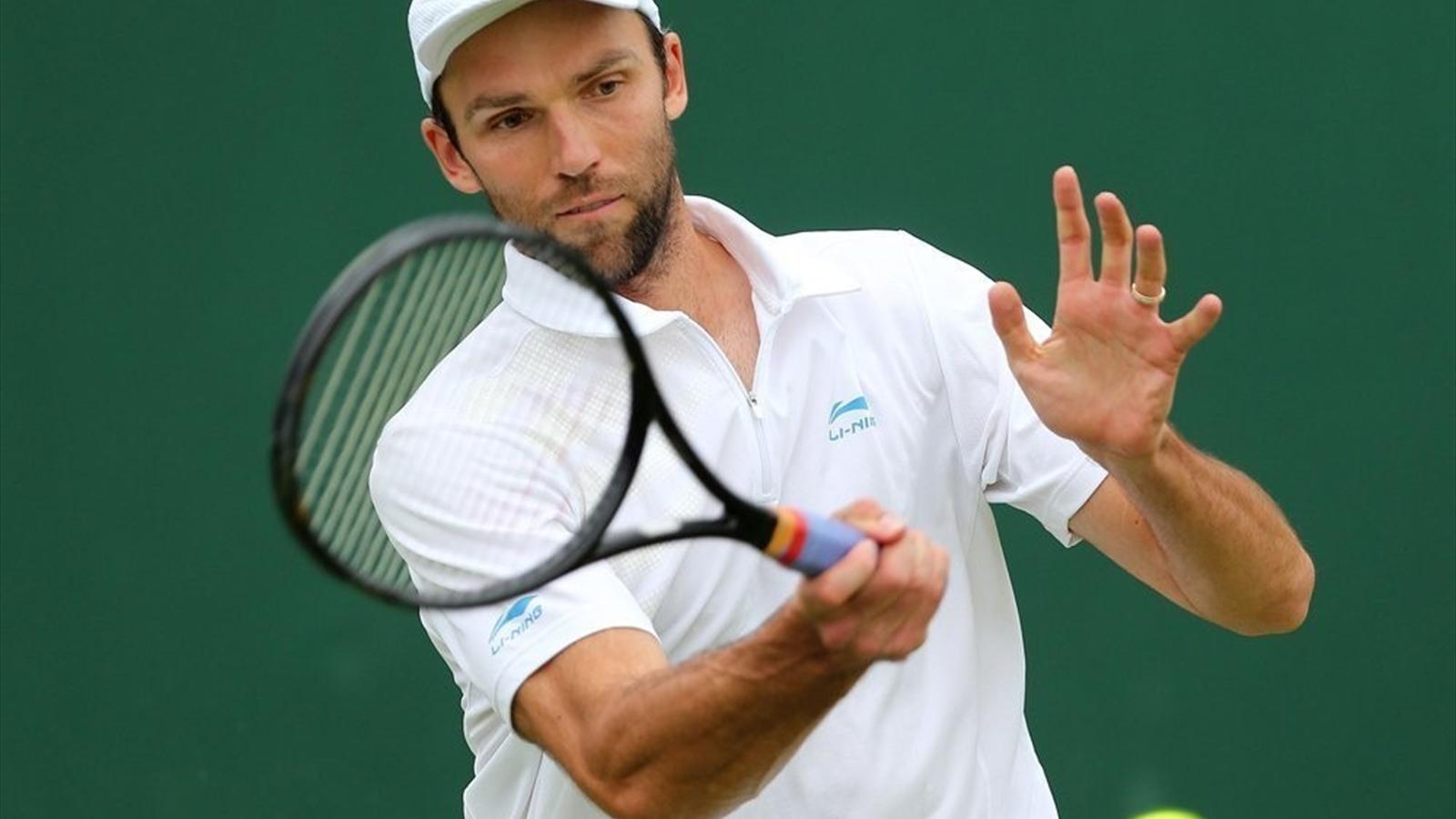 tennisstar ivo karlovic knackt asse-weltrekord von goran ivanisevic - tennis