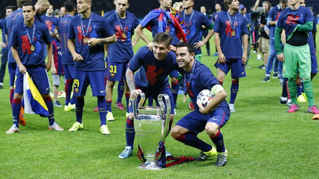 Xavi: Barca won't miss Messi – but Turan will have a huge impact