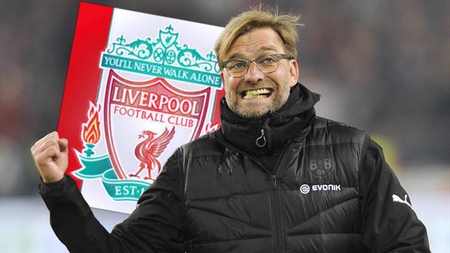 Klopp al Liverpool: ora è ufficiale