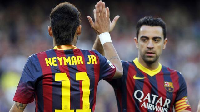 Xavi : «Le PSG est légèrement favori face au Real»