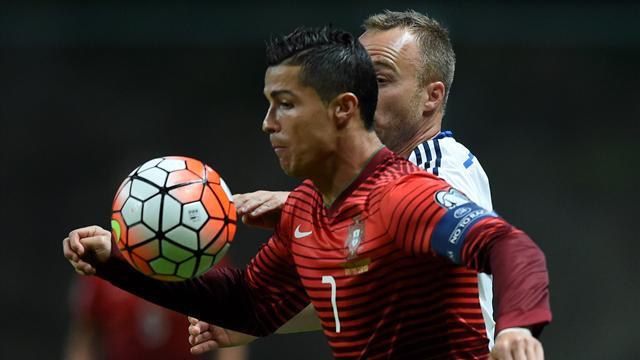 Ronaldo en chef de file, Bernardo Silva blessé et oublié dans la liste
