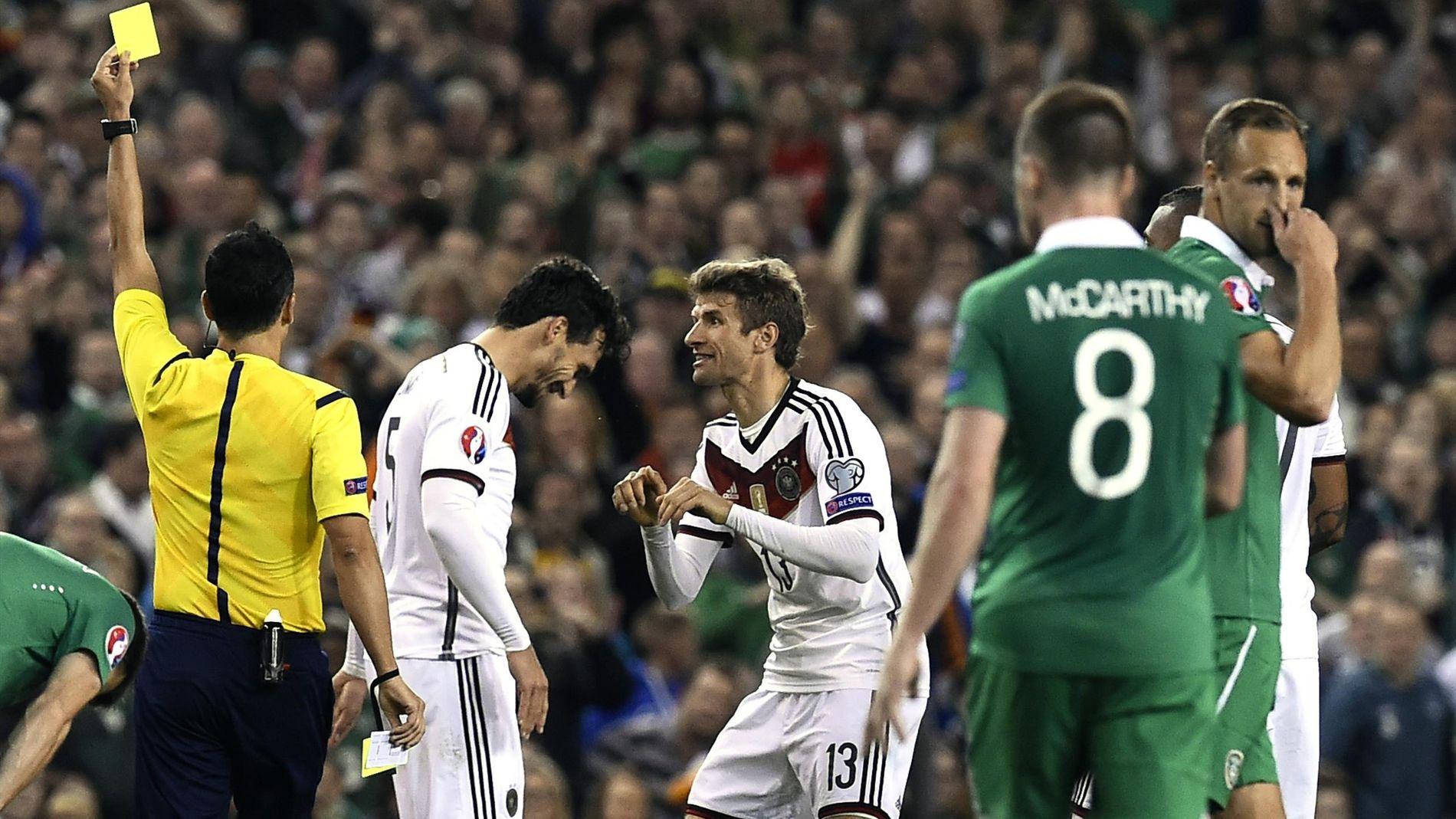 Irlande 1-0 Allemagne : Battue à Dublin, la Mannschaft n