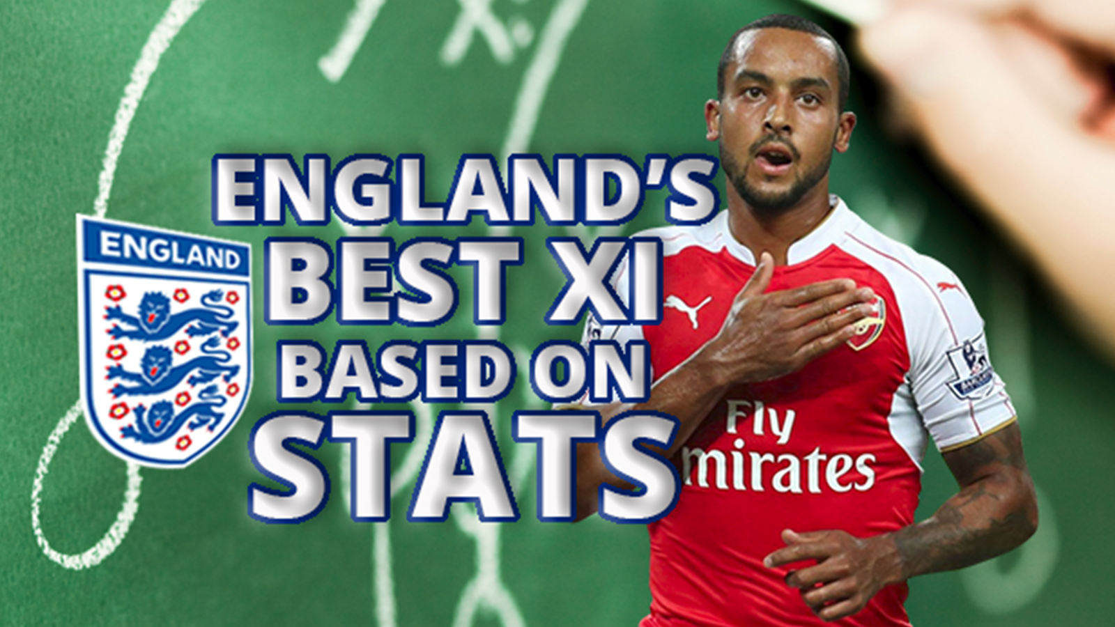 video - england u0026 39 s best xi - based on opta stats