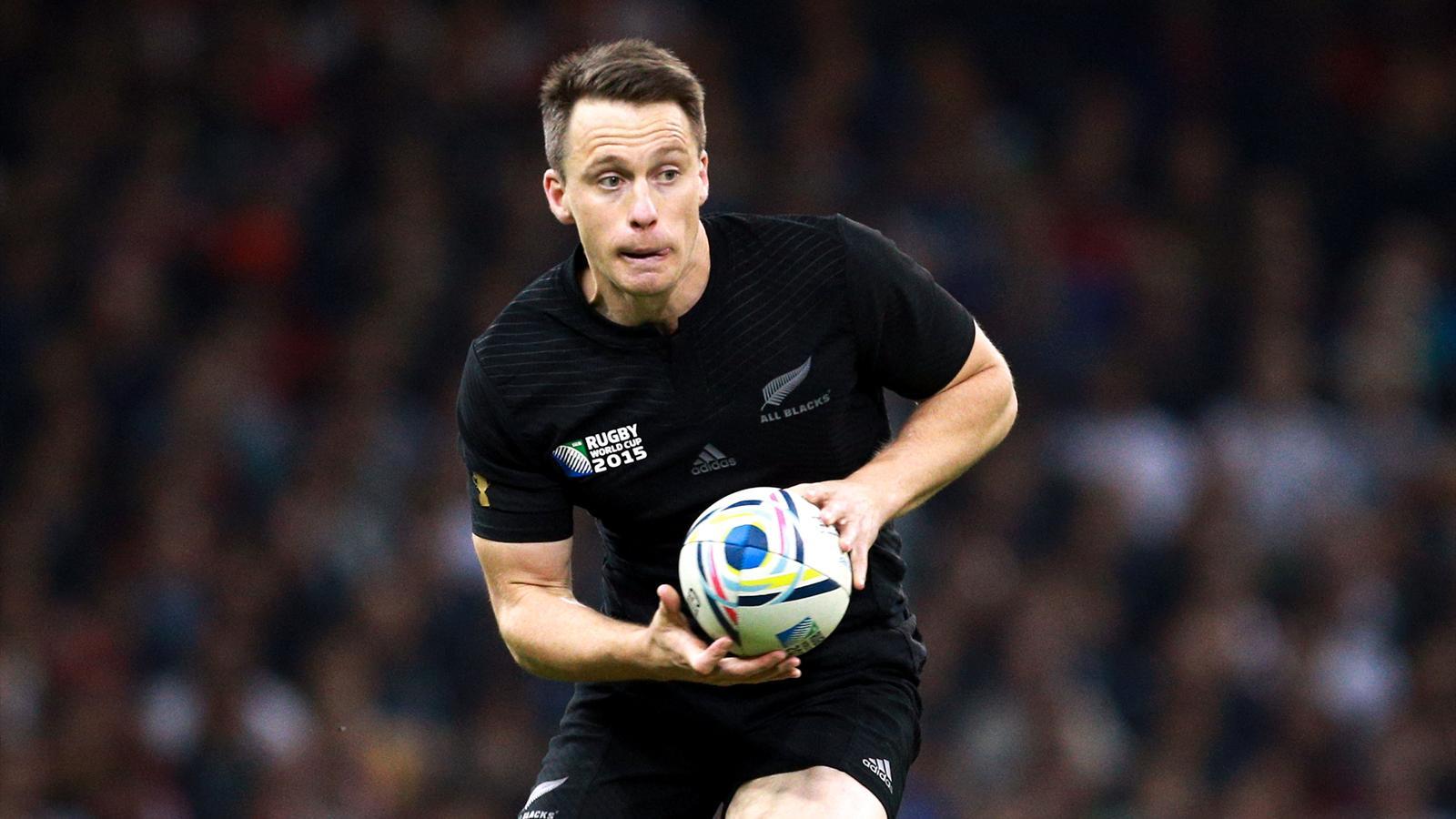 Ben Smith, l'arrière de la Nouvelle-Zélande