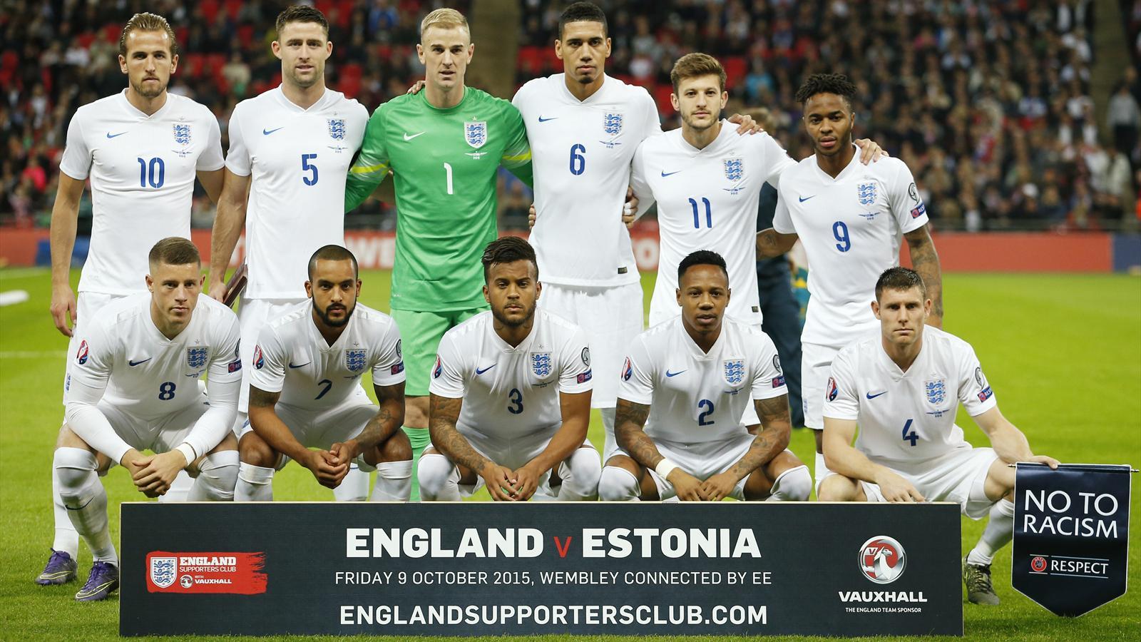 Nationalmannschaft England