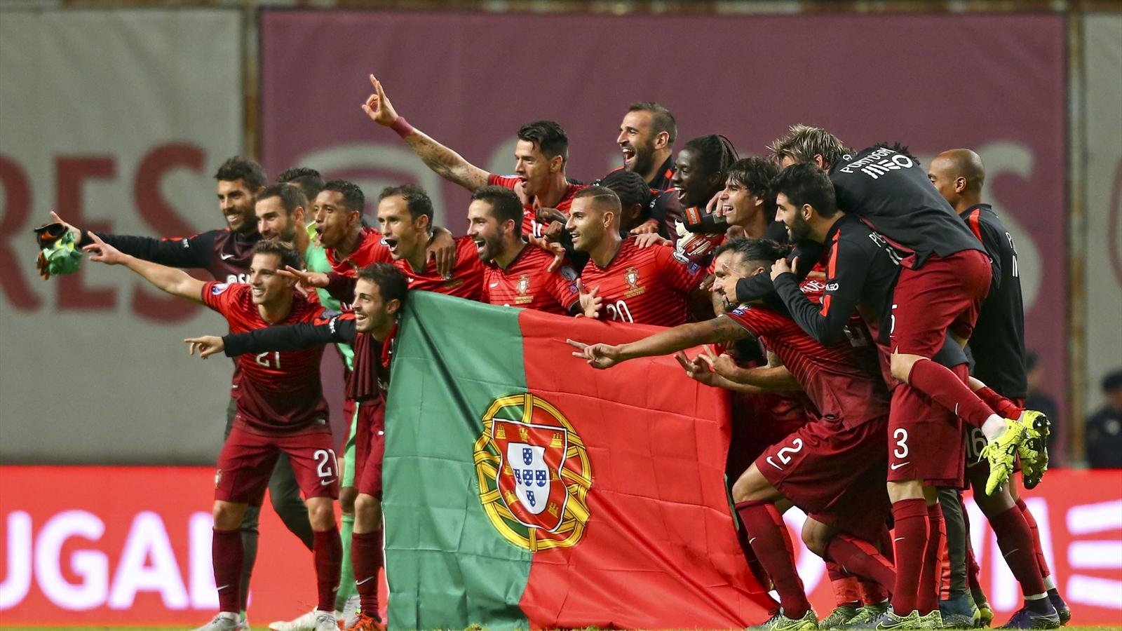 Ronaldo fernando santos talent pourquoi le portugal - Coupe du portugal football ...