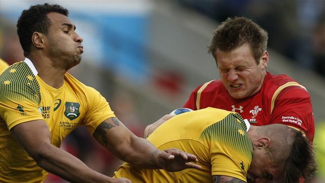 """La Scozia """"elimina"""" il Giappone, Australia prima davanti al Galles"""