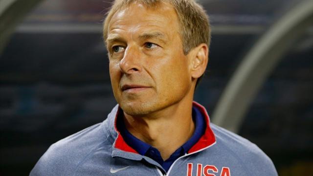 Proches de manquer la Coupe du Monde 2018, les Etats-Unis limogent Klinsmann