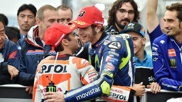 Дани Педроса выиграл «Гран-при Японии»