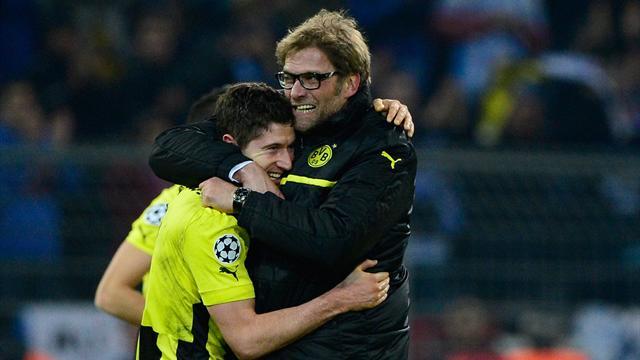 Lewandowski retrouve son mentor Klopp