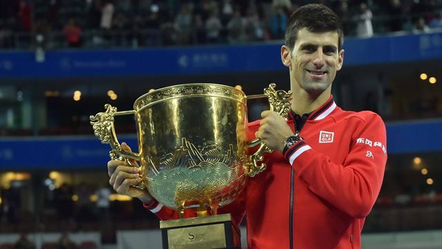 Djokovic no jugará el Open de China por una lesión de codo