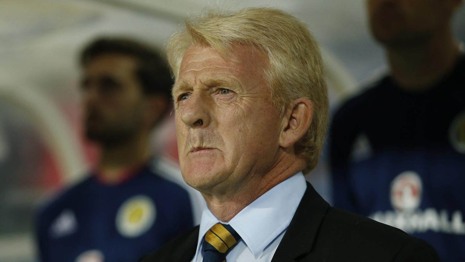 Gordon Strachan coy over Scotland future - Euro 2016 ...