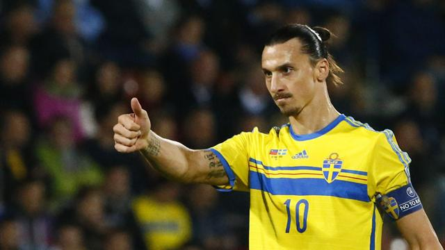 Suecia-Moldavia: Un golazo de Ibrahimovic no evita la repesca (2-0)