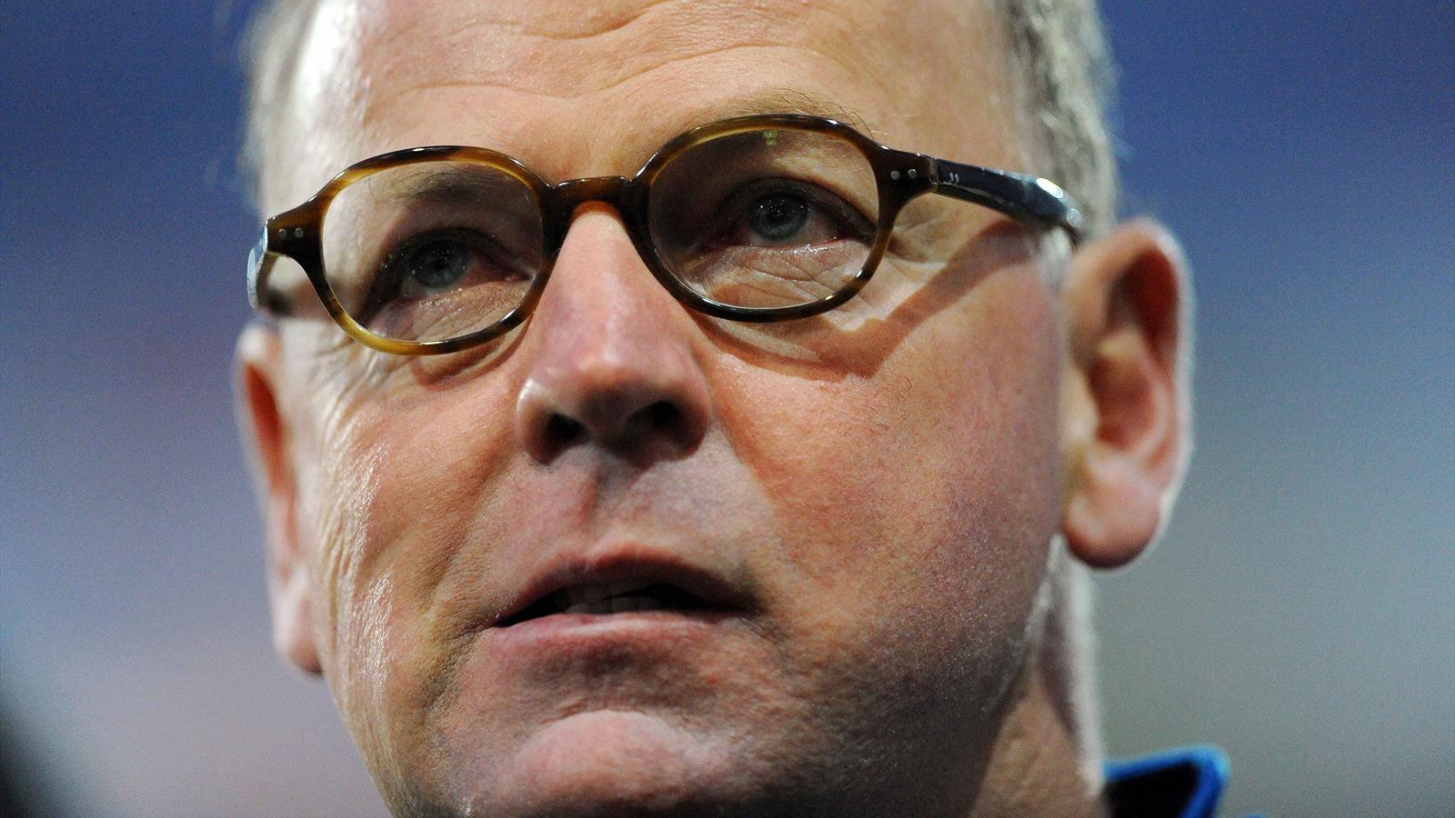 Jake White, l'entraîneur sud-africain de Montpellier