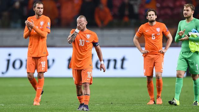 Голландия проиграла Болгарии— 0:2, Франция взяла верх над Люксембургом
