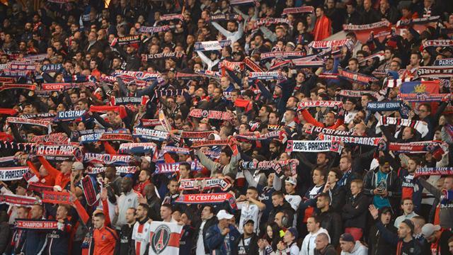 Sanctionné par la Ligue, Paris se déplacera sans ses supporters à Angers et Metz