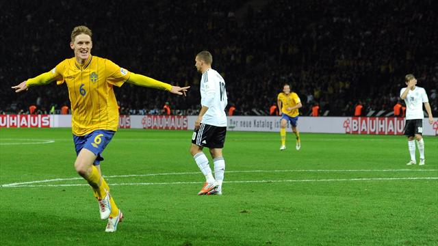Kein Tag wie jeder andere: Deutschland vergibt 4:0-Führung gegen Schweden
