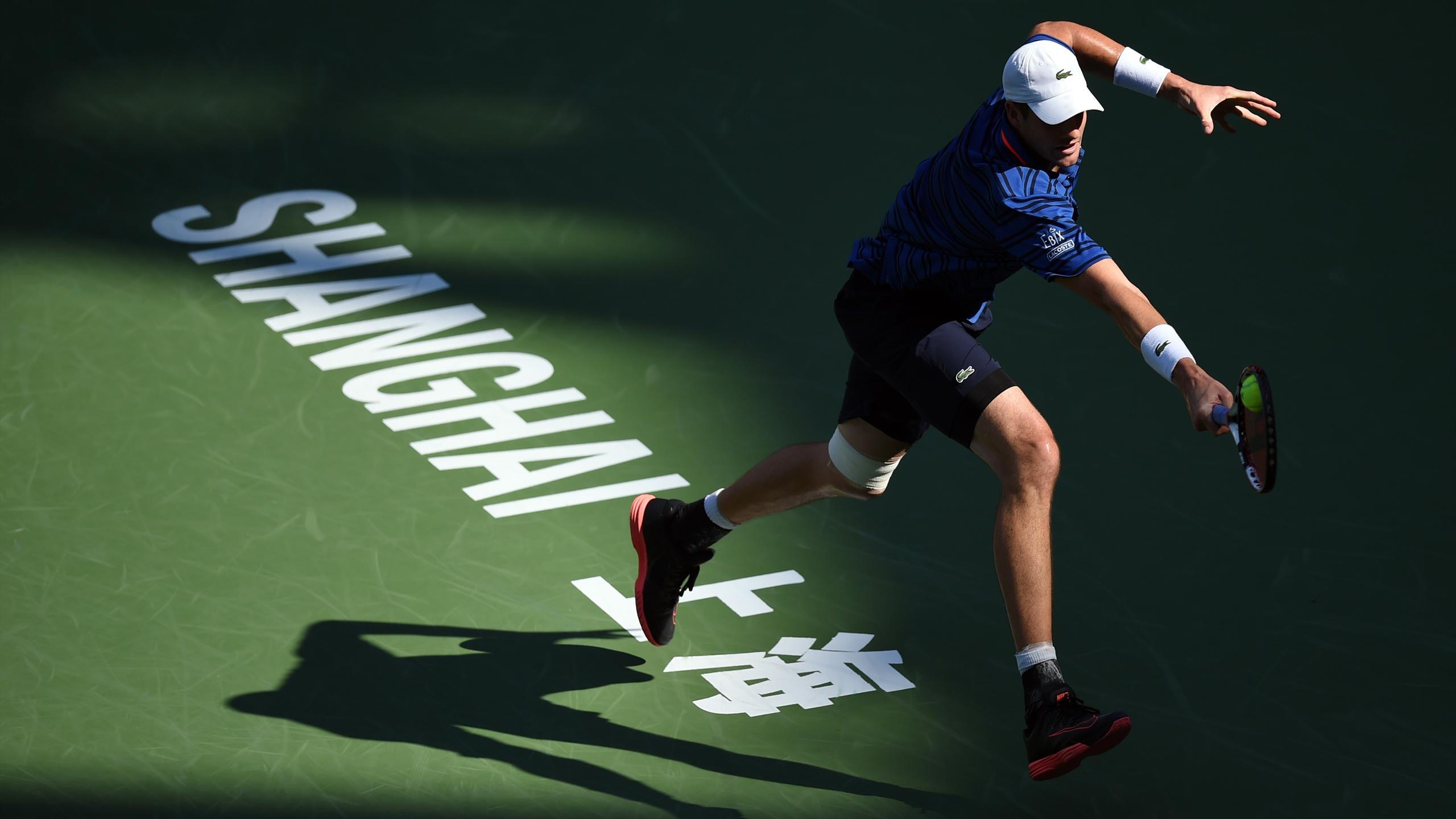 John Isner Player Profile Tennis Eurosport