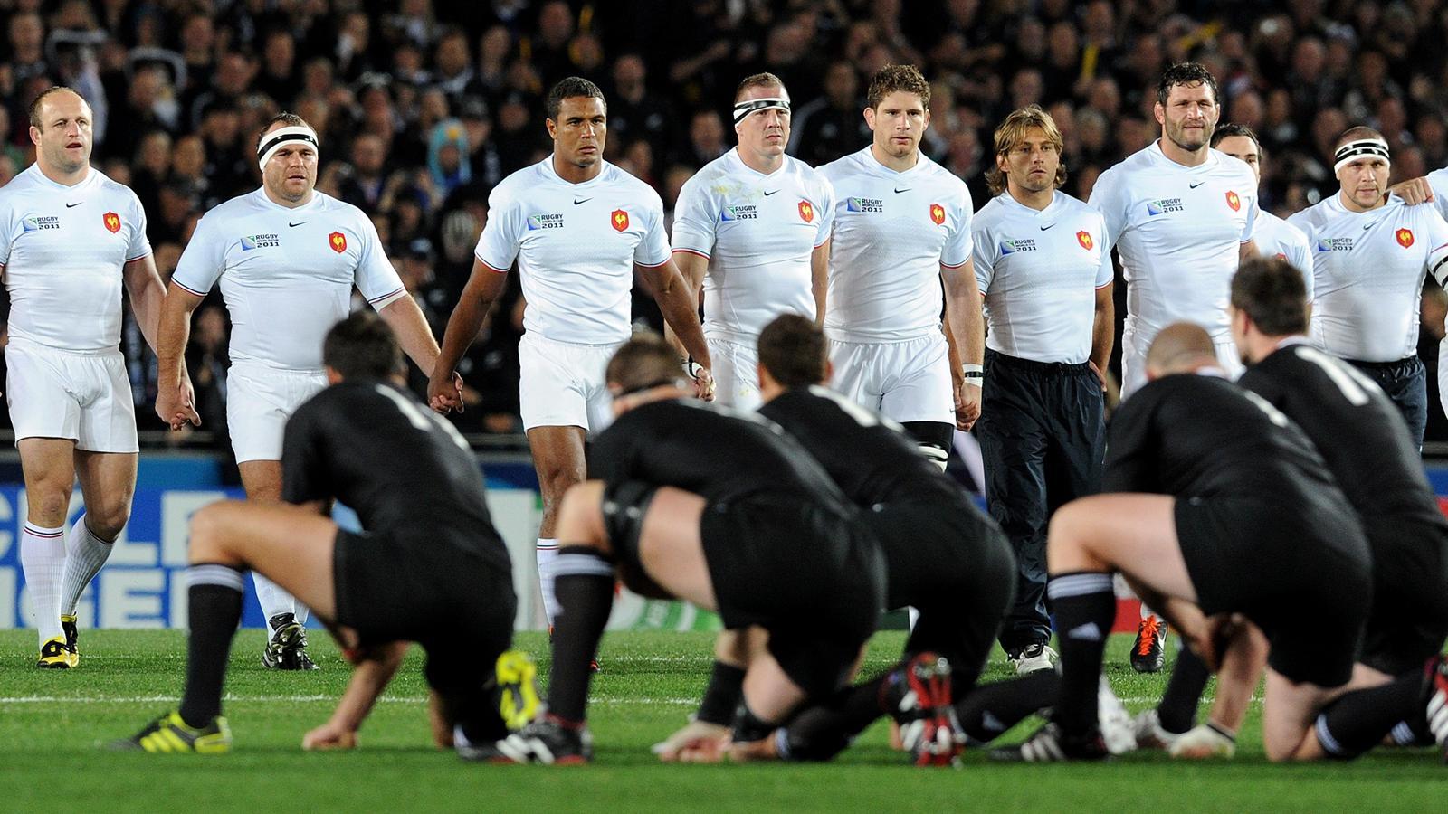 France nouvelle z lande haka et si les bleus pr paraient quelque chose coupe du monde - Groupe coupe du monde rugby 2015 ...