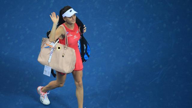 Radwanska et Kvitova restent à la maison