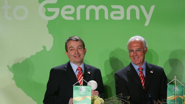 Le Mondial 2006 acheté par l'Allemagne ? La Fédération nie
