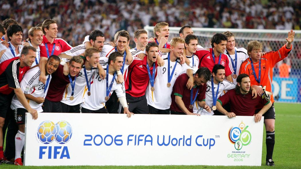 Slush Fund Allegedly Used To Buy Votes For Germanys 2006 World Cup