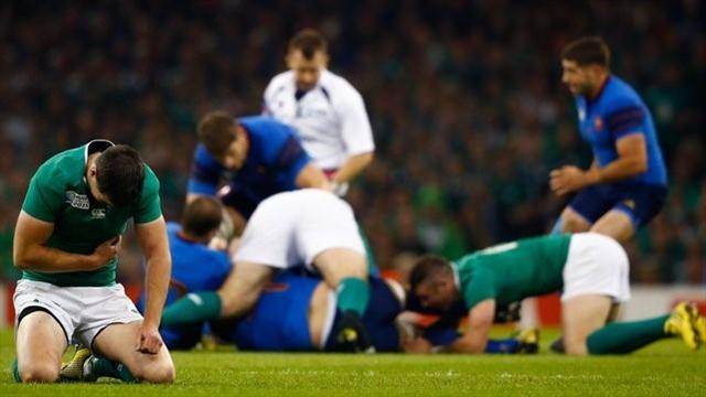 Blog De la Calle: Previa Irlanda-Argentina y Australia-Escocia