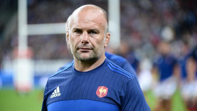 Autorité et respect du maillot, Bru veut transformer le XV de France
