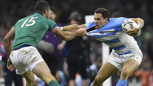L'Irlanda fallisce ancora: la semifinale è dell'Argentina