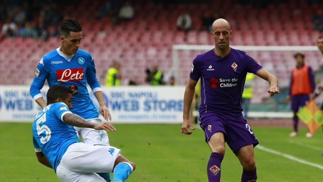Fiorentina – Naples EN DIRECT