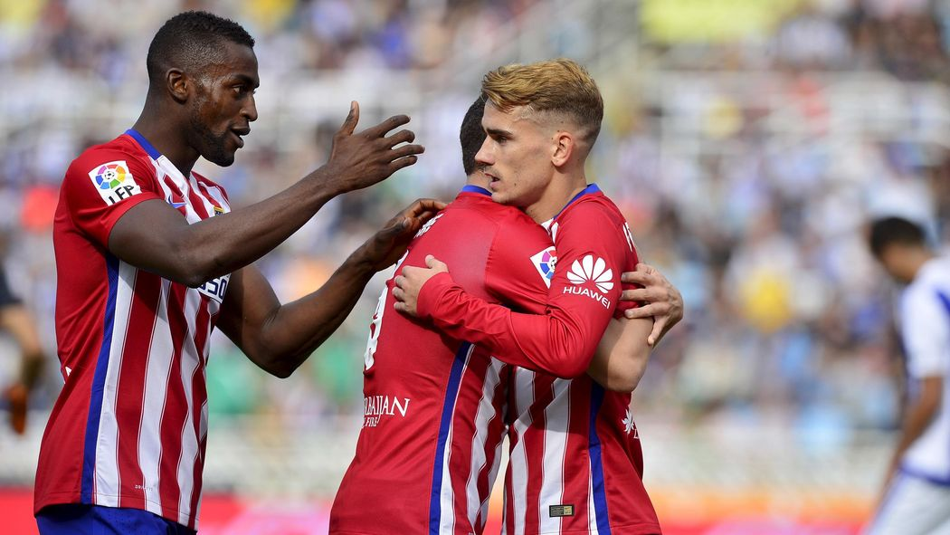 64f84150a Atletico Madrid s 2-0 win over Real Sociedad ends in controversy - Liga  2015-2016 - Football - Eurosport UK