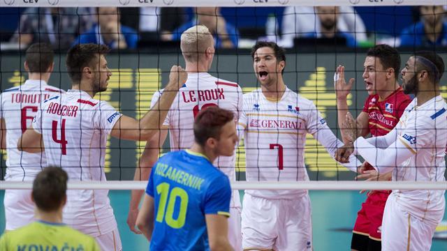 La France décroche le titre continental pour la première fois de son histoire