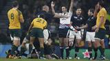 Referee Craig Joubert leaves Scotland raging as Australia enjoy great escape