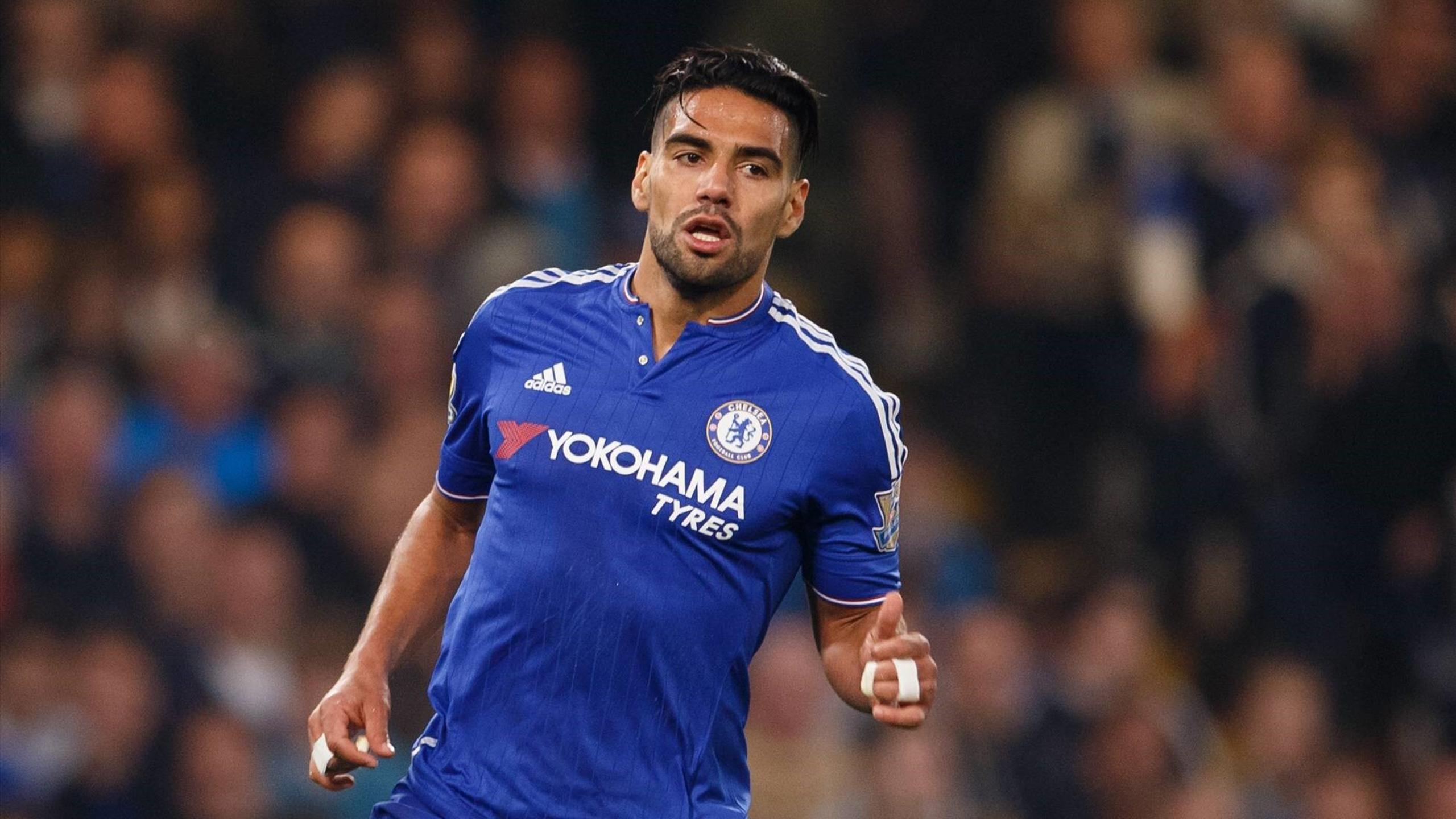Radamel Falcao (FC Chelsea) – PUB NOT IN UK FRA ESP SWE POL