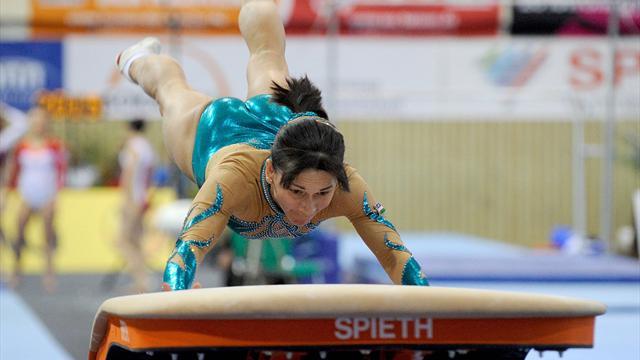 Чусовитина установит рекорд, выступив на Олимпиаде в Рио в возрасте 41 года