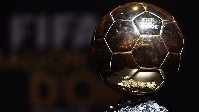 Messi, Zidane, Platini : le palmarès du Ballon d'Or en 90 secondes