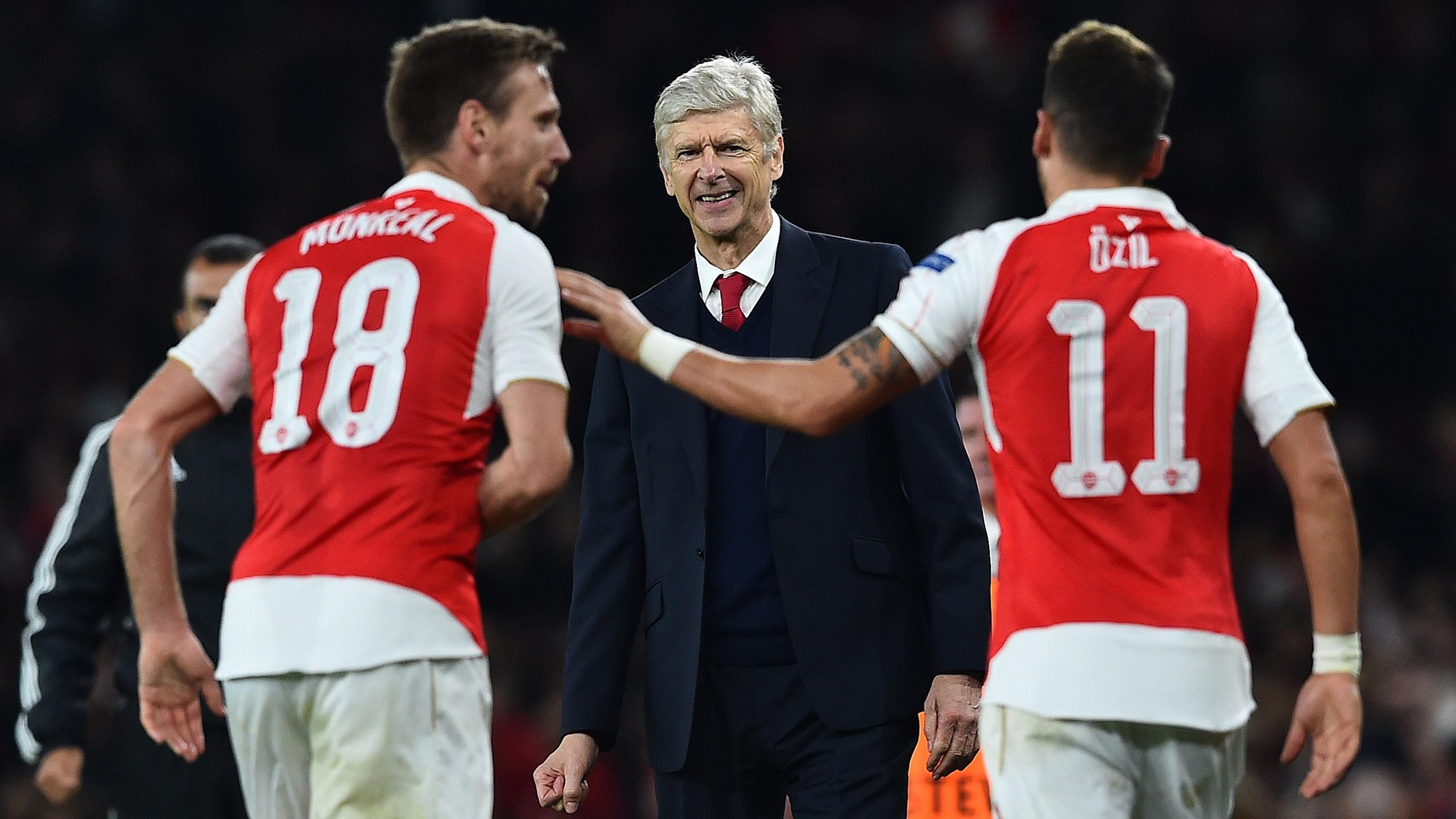 Wenger, Arsenal