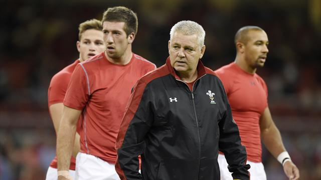 Warren Gatland: I am not interested in England job