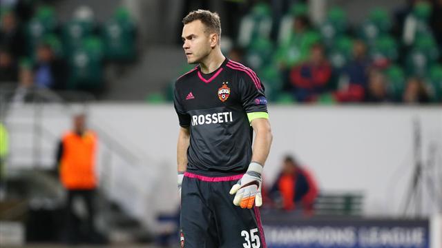 Акинфеев: «В Германии футбол – праздник, а в России я жду, когда пройдут 90 минут и мы уйдем»