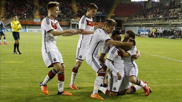 Alemania aplasta a Argentina y se convierte en el rival a batir