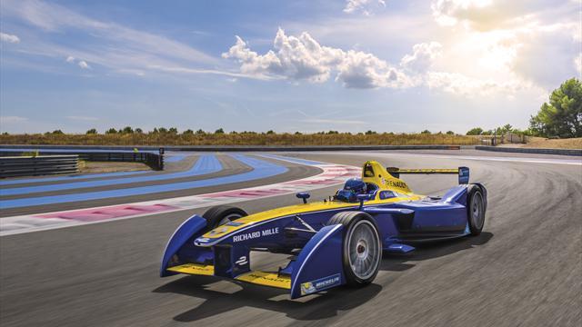 Les 5 bonnes raisons de regarder la Formule E
