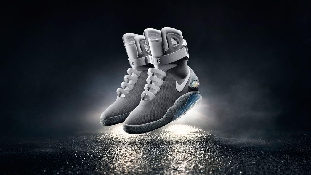 size 40 de6ce 8ed13 Nike donne vie au laçage automatique de