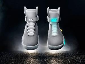 nike chaussure lacet automatique