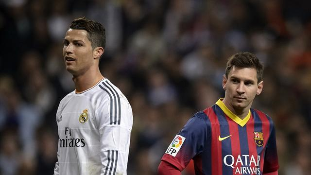 """Messi : """"Je ne suis pas en compétition avec Cristiano"""""""