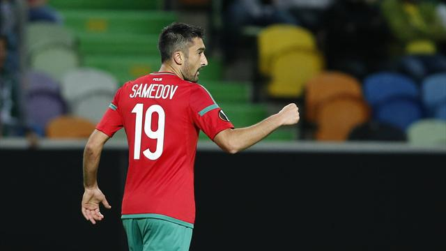 Семин выгнал Самедова с базы «Локомотива»