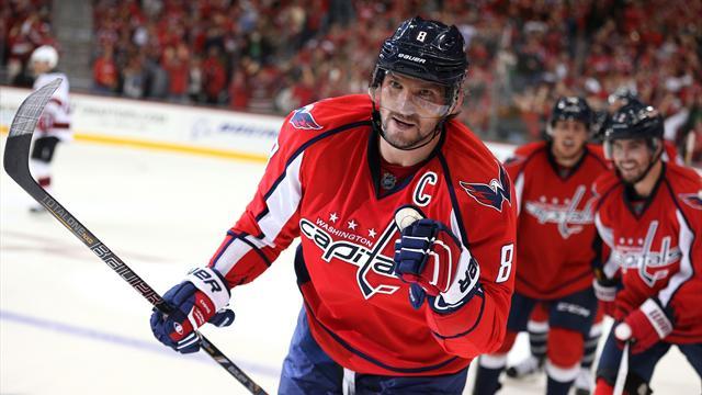 Овечкин забил победный гол Ванкуверу Анисимов – звезда матча с Флоридой и другие события в НХЛ