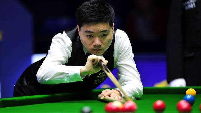 Ding Junhui holt ersten Titel seit 16 Monaten