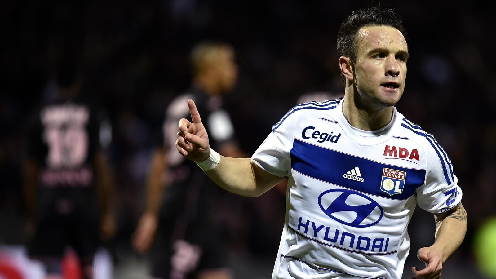Mathieu Valbuena s'est régalé face à Toulouse